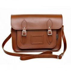 Zatchels leather satchel