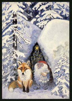 Harald Wiberg..wish the lovely female gnome would return to heal me that once blanketed me in a luminous white covering when i was sick