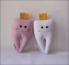 Custom Princess or Prince Tooth Fairy Pillow by Hannalah on Etsy, $20.00 she has the cutest stuff