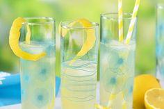 Zitrus-Limonade Voss Bottle, Water Bottle, Drinks, Food, Paper, Juice, Healthy Lemonade, Crickets, Birthday