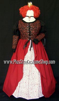 plus+size+Queen+halloween+costumes   Plus Size Costumes and Super Size Costumes - Adult Women's Halloween ...