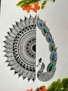 Mandala Art Therapy, Mandala Art Lesson, Mandala Artwork, Mandala Painting, Mandala Drawing, Easy Mandala Designs, Doddle Art, Black And White Art Drawing, Mandela Art