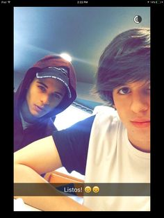 Erick y Chris❤❤❤ Memes Cnco, Just Pretend, Real Man, My King, Cute Boys, Hot Guys, Crushes, Photo And Video, My Love