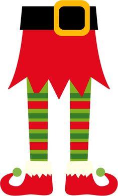 hiding in santa boot elf clipart Christmas Photo Booth, Christmas Door, Felt Christmas, Christmas Crafts, Christmas Ornaments, Christmas Templates, Christmas Clipart, Christmas Printables, Elf Clipart