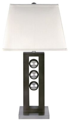 Table Lamps  Lite Source Pelota Table Lamp -- This is an Amazon Associate's Pin. Clicking on the image will lead you to the website.