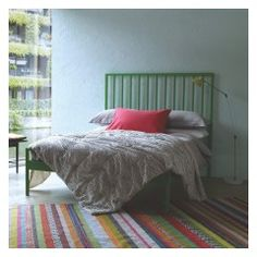 CABANA Multi-coloured runner 75 x 250cm