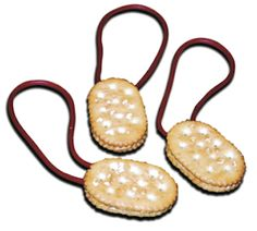 Army Dog Tags Snack