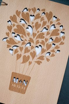 Hey, I found this really awesome Etsy listing at https://www.etsy.com/listing/160753465/custom-wedding-photo-album-wood-rustic