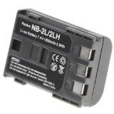 Canon NB-2LH Rechargeable Battery Pack for Rebel XT/XTi Digital SLR Cameras and VIXIA HV Series and ZR Series Camcorders - Retail Packaging (Electronics)By Canon