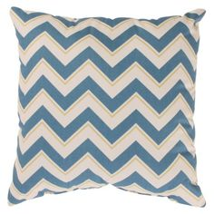 Chevron Toss Pillow Collection - Seaport @Target