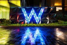 W Sign