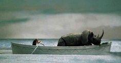 E la nave va, a Federico Fellini's film. Set design: Dante Ferretti. 1983