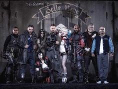 Fingers crossed that 'The Suicide Squad' comes to SDCC 2015.
