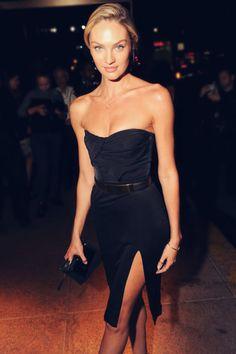 Candice Swanepoel elegance