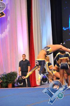 The Cheerleading Worlds 2013