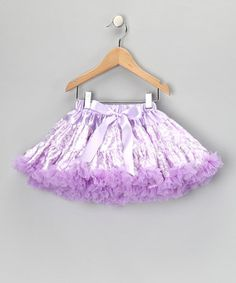 Look what I found on #zulily! Lavender Damask Pettiskirt - Toddler & Girls by Share n' Smiles #zulilyfinds