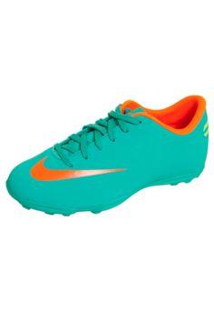 825cedc258  Chuteira Society  Nike Mercurial Victory III TF Infantil Verde R 149.90.  Dafiti Sports