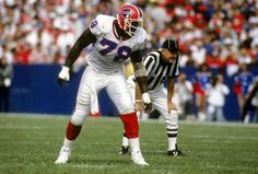 Bruce Smith, Buffalo Bills (1985-2003)-  Greatest Defensive Linemen in NFL History