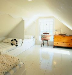 Wonder how much attic space this would take? | Grand Designs ...