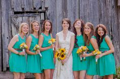 Souther DIY Style Wedding