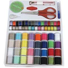 Lil Sew & Sew 100-piece Sewing Kit