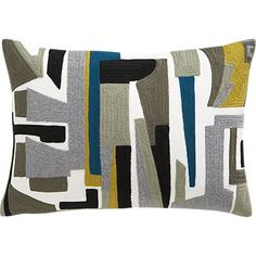 Shift Pillow from CB2