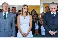 Coluna da Liliane Prata: O que o vestido de Marcela Temer nos diz sobre a…