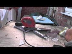 (2) DIY: Black & Decker Mouse - DIY sanding sheets - YouTube