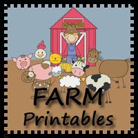 Free Farm Pack. Over 30 pages of activities ranging in ages 2 to 7. Made for the book Hogwash, but can be used with any farm activities from 3Dinosaurs.com