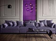 Mr Big. Purple velvetcouch. Wow