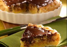 """""""Pastel De Almendras Y Chocolate"""" en Nestlé Cocina #recetas #nestlecocina #menuplanner #cocina"""