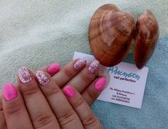 summer pinkzzz Nails, Beauty, Google, Summer, Finger Nails, Summer Time, Ongles, Beauty Illustration, Nail