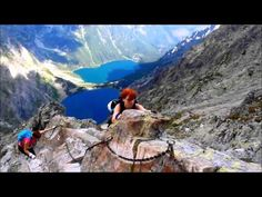 Rysy z Morskiego Oka. 23-07-2015 - YouTube Mount Everest, Mountains, Youtube, Nature, Travel, Voyage, Viajes, Traveling, The Great Outdoors