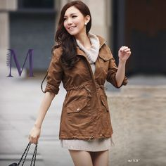 Melissa Casual Hooded Jacket