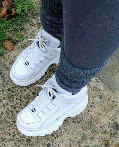Buffalo Shoes, Spice Girls, Platform Boots, Platforms, Sneakers, Outfits, Fashion, Tennis, Moda