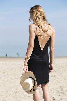 Blackjack dress by La Maison Victor.