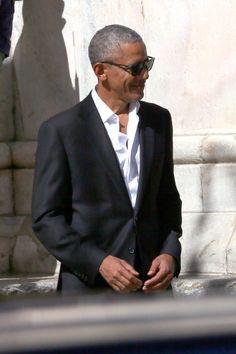 Barack Obama Looking Cool in Milan - Barack Obama in Milan, Italy