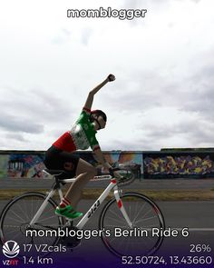#VZfit ride from Berlin Berlin, Bicycle, Bike, Bicycle Kick, Bicycles