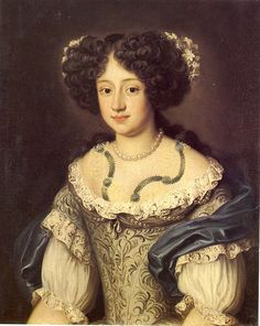 Sophie Dorothea of Brunswick and Luneburg (1666-1726), daughter of Georg Wilhelm of Brunswick-Lüneburg and his wife Eleonore Desmier d'Olbreuse. She was married to George I of Great Britain and they had 2 children.