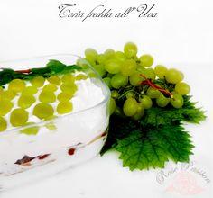 Torta fredda all'uva,ricetta brasiliana