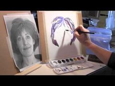 portrait wash 1 - YouTube