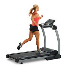 The LifeSpan TR Folding Treadmill brings all the power and comfort to the home gym. This LifeSpan treadmill can reach speeds of up to 11 mph and incline at fifteen different levels. Incline Treadmill, Best Treadmill For Home, Folding Treadmill, Best Cardio Machine, Cardio Machines, Treadmill Machine, Exercise Machine, Treadmills For Sale, Good Treadmills