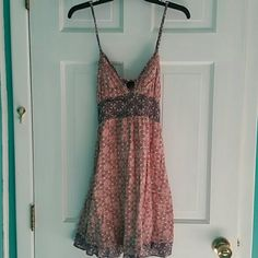 Print colored dress by Passport Printed colored dress by Passport. It's a size small.100% cotton in great condition! Passport Dresses