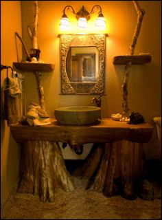 Image on The Owner-Builder Network http://theownerbuildernetwork.co/ideas-for-your-rooms/bathrooms-gallery/rustic-bathrooms/