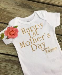 MOTHER'S DAY OUTFIT First Mother's day outfit New by Shop2Cutee
