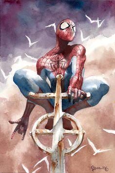 Spider-Man by Daniel Govar