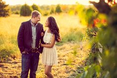 Mikey and Samantha in Virginia - Trevor Dayley Photography