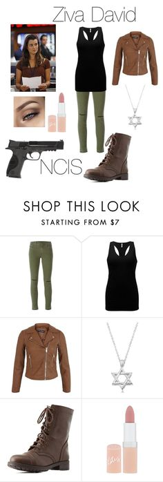 """Ziva David"" by mcl2000 ❤ liked on Polyvore featuring J Brand, BKE, Miss Selfridge, Co