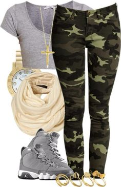 Cute Outfits With Jordans Polyvore