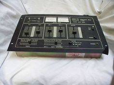 ELI Stereo Disco Mixer Professional Series Model SL-8080 Tested Working Pre-Owned $0.98